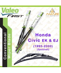 Valeo First Wiper Blade for Honda Civic VTEC EK & EJ - 6th Gen (1995 - 2000) (2pcs/set)